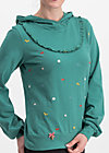 holdrio hüttenhoody, green meadow, Jumpers & lightweight Jackets, Blue