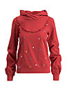 holdrio hüttenhoody, red meadow, Jumpers & lightweight Jackets, Red