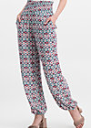 lets do the flatter pants, alpine star, Trousers, Blue