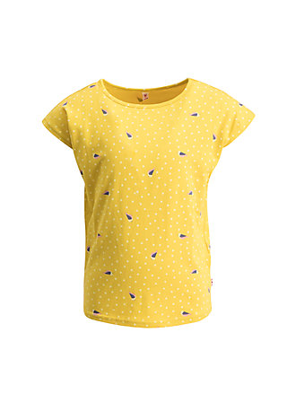mimis magic tee, fly over alpine, Shirts, Gelb