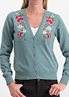piroschka bouquet cardy, alpine love, Jumpers & lightweight Jackets, Turquoise