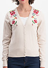 piroschka bouquet cardy, dove love, Jumpers & lightweight Jackets, White