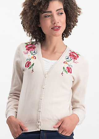 piroschka bouquet cardy, dove love, Jumpers & lightweight Jackets, Weiß