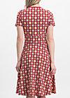 polkamädel stuben dress, mariandls charlet , Kleider, Rot