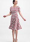roswitas dolcevita dress, folksy lady flies, Kleider, Weiß