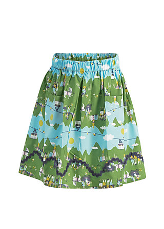 sallys sweet skirt, alpine lovers, Röcke, Grün
