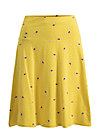 sei vogelfrei skirt , fly over alpine, Skirts, Yellow