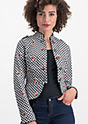 sissi und franz jacket, black forest vichy, Jumpers & lightweight Jackets, Black