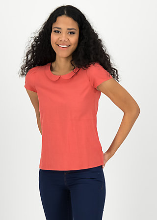 slip sloup blouse, lisas red passion, Blouses & Tunics, Rot