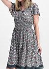 sweet mariandl robe , infinity rose , Dresses, Black