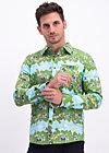 the real gipfelstürmer shirt, alpine lovers, Blutsbruder, Green
