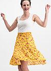 wanderwirbel skirt, piroschka meets me , Röcke, Gelb