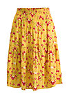 wanderwirbel skirt, piroschka meets me , Skirts, Yellow
