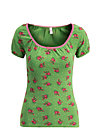 waschtisch romance shirt, valley rose, Shirts, Green