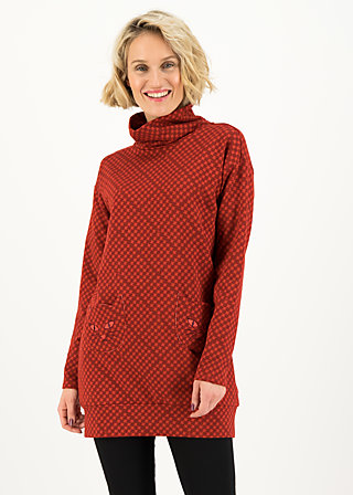 Sweater fall and friends, suitcase grace, Jumpers & Sweaters, Red