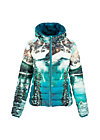 Quilted Jacket four seasons, hike to the mountains, Jackets & Coats, Blue