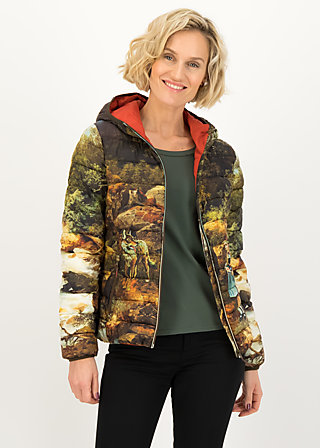 four seasons digi jacket, little fairy tale, Jackets & Coats, Brown