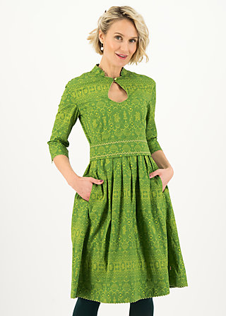 Dress heimatherz, beau sew, Dresses, Green