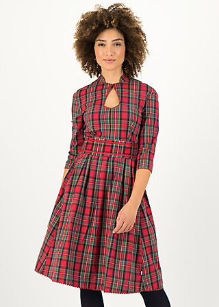 Kleid heimatherz, try the tartan, Kleider, Rot