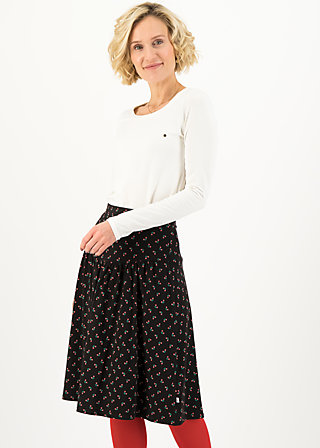 kat club skirt, lady like, Röcke, Schwarz