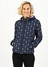 Quilted Jacket luft und liebe, alpine skier, Jackets & Coats, Blue
