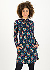 Sweat Dress pollys power, summiteer, Dresses, Blue