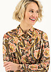 Shirt Blouse romance western, i pack my back, Blouses & Tunics, Brown