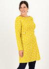 Dress sallys tulip sixties, golden ski circle, Dresses, Yellow