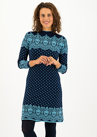 stricklizzi dress, bonnie blue, Dresses, Blue