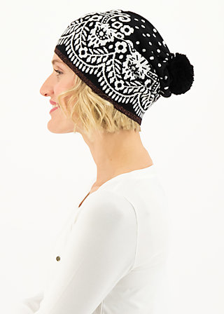 Wool Hat sweet talking, black betsy , Accessoires, Black