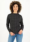 Longsleeve tailorlove turtle, scissors sisters, Shirts, Schwarz