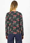 Longsleeve tailorlove turtle, wild romance, Shirts, Grün