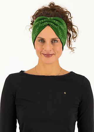 Haarband wild knot, lucky laurel, Accessoires, Grün