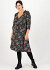 Jersey Dress wuthering heigths, wild romance, Dresses, Green