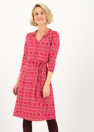 Jersey Dress wuthering heigths, perfect in every way, Dresses, Red