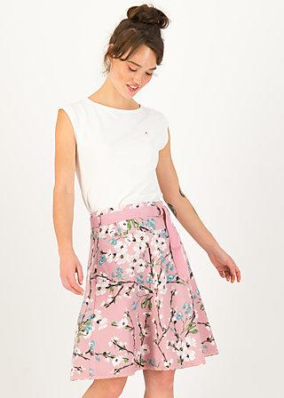 A-Linien-Rock bonjour le jardin, blossom blush, Röcke, Rosa