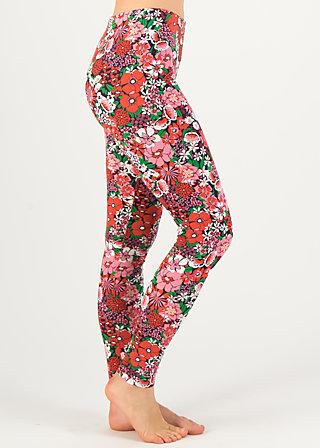 Leggings flower, bloom boom, Leggings, Lila