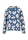 Sweatshirt how lovely, bhumi blossom , Jumpers & Sweaters, Blue
