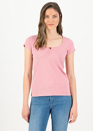 logo shortsleeve feminin, feminine blush, Shirts, Rosa