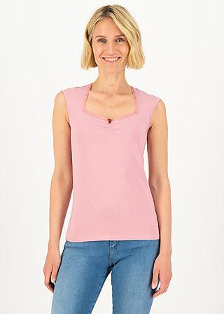 logo top romance, feminine blush, Shirts, Rosa