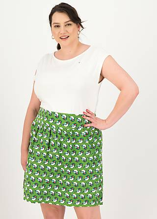 Mini Skirt prenzelauly hills, sing into spring, Skirts, Green