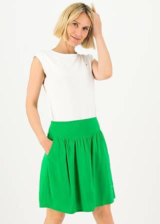 Mini Skirt prenzelauly hills, joyful green, Skirts, Green