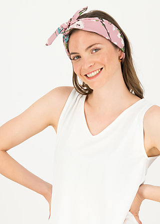 Headband pretty and chic, blossom blush, Accessoires, Pink