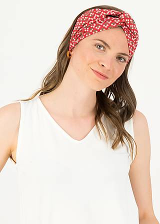 Headband sunset knot, sneaky snack, Accessoires, Red