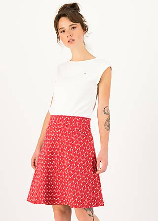 Circle Skirt up and away, fairy flag, Skirts, Red