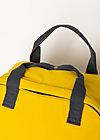 Rucksack wild weather lovepack, friesian breeze, Accessoires, Gelb
