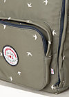 Rucksack wild weather lovepack, snow swallow, Accessoires, Grün