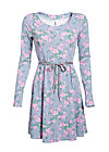 everella dress, garden at home, Kleider, Blau