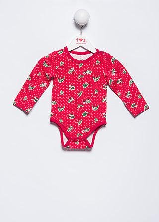 fräuleinschmuck body, carries cherries, Shirts, Rot