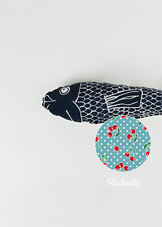 small fish, cherrie dots, Sonstiges, Blau